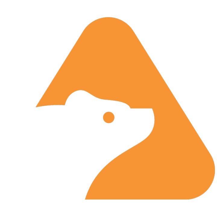 Logo arctos white
